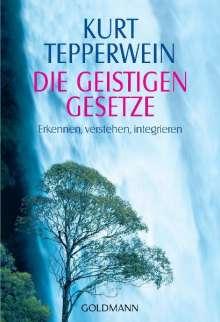 Kurt Tepperwein: Die Geistigen Gesetze, Buch