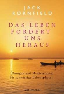 Jack Kornfield: Das Leben fordert uns heraus, Buch