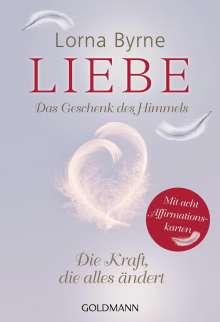 Lorna Byrne: Liebe - Das Geschenk des Himmels, Buch