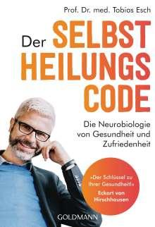 Tobias Esch: Der Selbstheilungscode, Buch