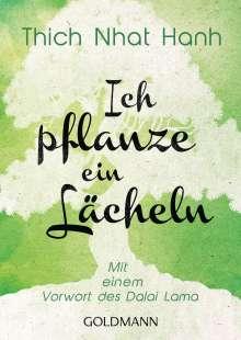 Nhat Thich: Ich pflanze ein Lächeln, Buch