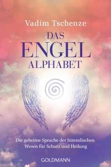 Vadim Tschenze: Das Engel-Alphabet, Buch