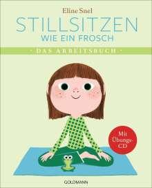 Eline Snel: Stillsitzen wie ein Frosch, Buch