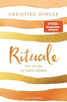 Christine Dohler: Rituale, Buch