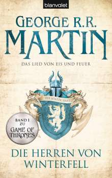 George R. R. Martin: Das Lied von Eis und Feuer 01. Die Herren von Winterfell, Buch