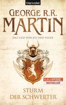 George R. R. Martin: Das Lied von Eis und Feuer 05. Sturm der Schwerter, Buch