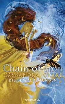 Cassandra Clare: Chain of Iron, Buch