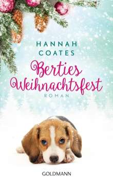 Hannah Coates: Berties Weihnachtsfest, Buch