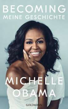 Michelle Obama: Becoming, Buch