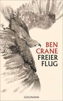 Ben Crane: Freier Flug, Buch
