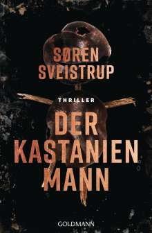 Søren Sveistrup: Der Kastanienmann, Buch