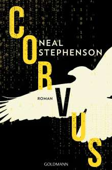Neal Stephenson: Corvus, Buch