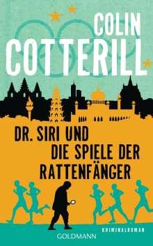 Colin Cotterill: Dr. Siri und die Spiele der Rattenfänger, Buch