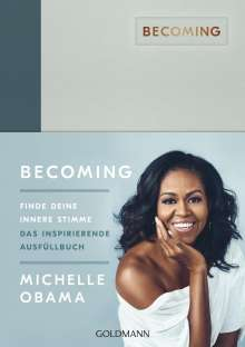 Michelle Obama: BECOMING: Finde deine innere Stimme, Buch