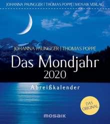 Johanna Paungger: Das Mondjahr 2020, Diverse