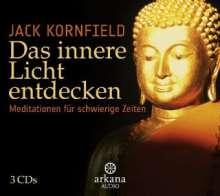 Jack Kornfield: Das innere Licht entdecken, CD