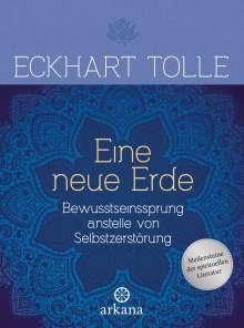 Eckhart Tolle: Eine neue Erde, Buch