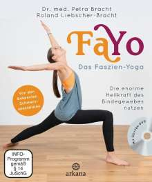 Petra Bracht: FaYo Das Faszien-Yoga, Buch