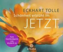 Eckhart Tolle: Schönheit erblüht im Jetzt, Buch