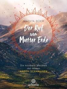 Madita Böer: Der Ruf von Mutter Erde, Buch