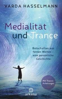 Varda Hasselmann: Medialität und Trance, Buch