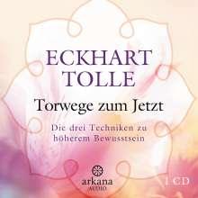 Eckhart Tolle: Torwege zum Jetzt, CD