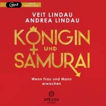 Königin und Samurai, MP3-CD