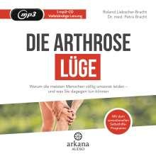 Petra Bracht: Die Arthrose-Lüge, MP3-CD