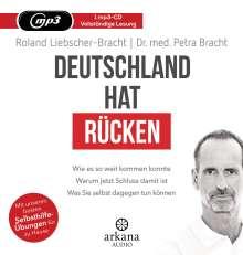Petra Bracht: Deutschland hat Rücken, MP3-CD