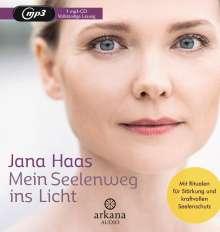Jana Haas: Mein Seelenweg ins Licht, CD