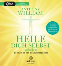 Anthony William: Heile dich selbst, MP3-CD