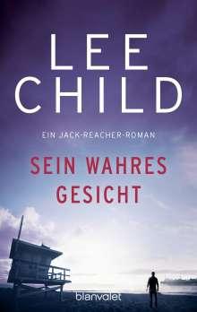 Lee Child: Sein wahres Gesicht, Buch