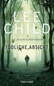 Lee Child: Tödliche Absicht, Buch