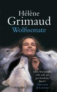 Hélène Grimaud: Wolfssonate, Buch