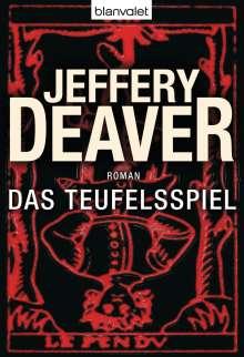 Jeffery Deaver: Das Teufelsspiel, Buch