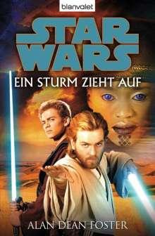 Alan Foster: Star Wars. Ein Sturm zieht auf, Buch