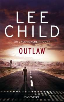 Lee Child: Outlaw, Buch