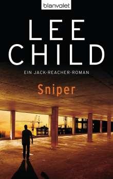 Lee Child: Sniper, Buch
