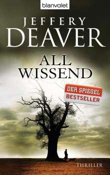 Jeffery Deaver: Allwissend, Buch