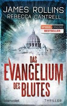 James Rollins: Das Evangelium des Blutes, Buch