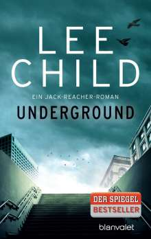 Lee Child: Underground, Buch