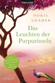 Doris Cramer: Das Leuchten der Purpurinseln, Buch