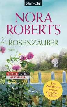 Nora Roberts: Rosenzauber, Buch