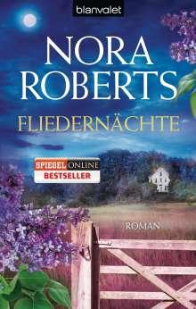Nora Roberts: Fliedernächte, Buch