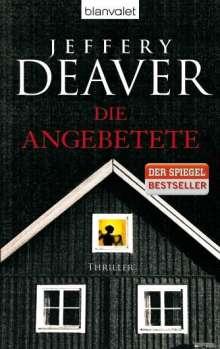 Jeffery Deaver: Die Angebetete, Buch