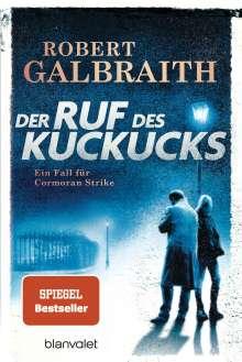 Robert Galbraith: Der Ruf des Kuckucks, Buch