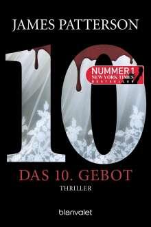 James Patterson: Das 10. Gebot - Women's Murder Club -, Buch