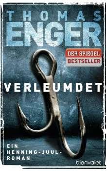 Thomas Enger: Verleumdet, Buch
