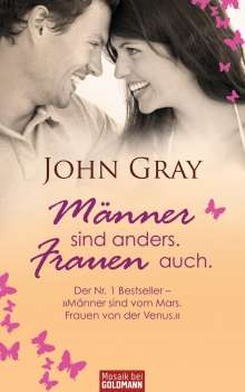John Gray: Männer sind anders. Frauen auch., Buch