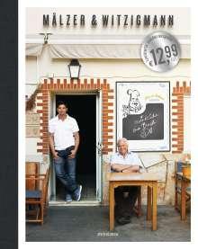 Tim Mälzer: Mälzer & Witzigmann. Zwei Köche - ein Buch, Buch
